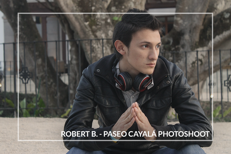 Robert B. - Paseo Cayalá Photoshoot