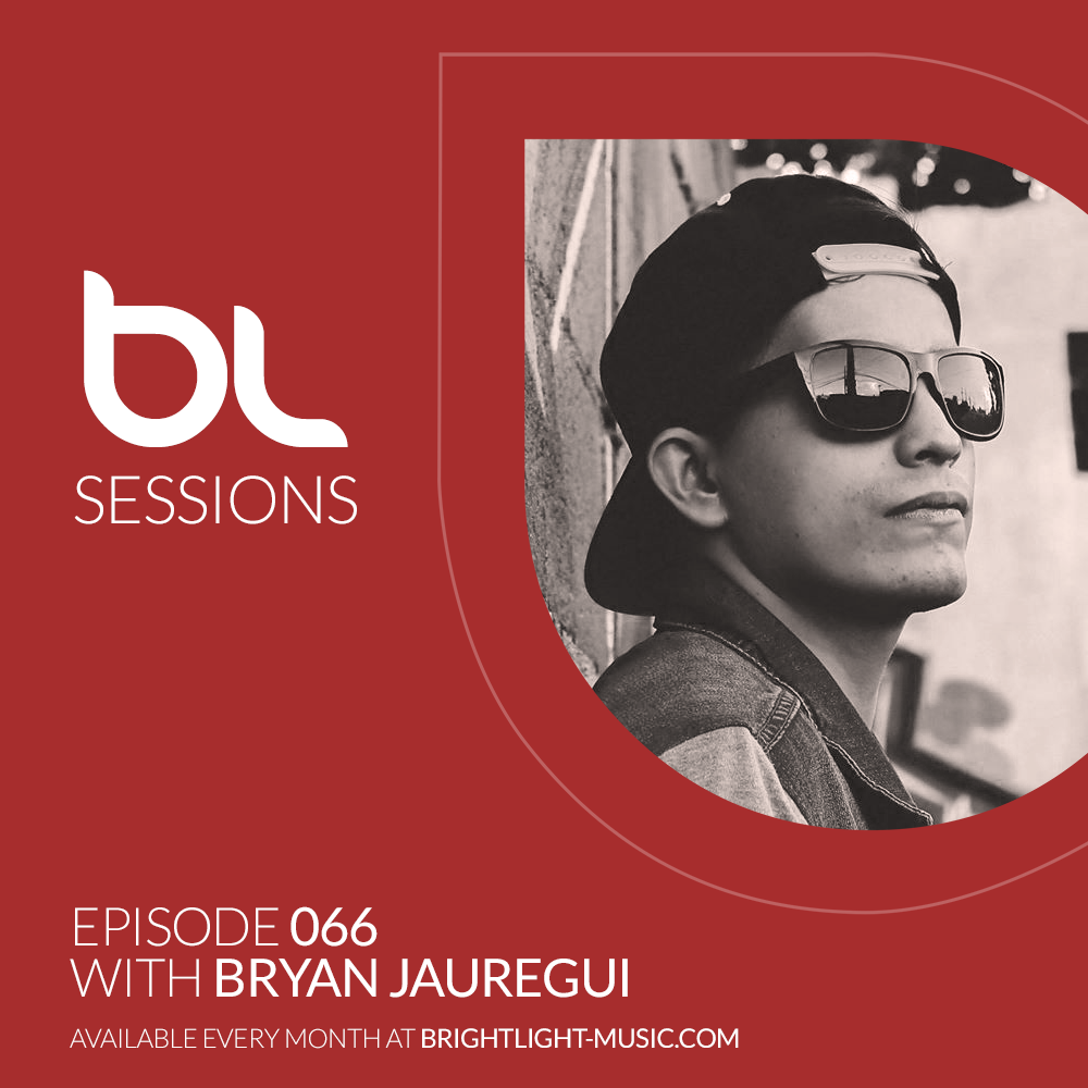 BrightLight Sessions 066 with Bryan Jauregui